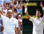 Roger Federer to face Novak Djokovic in Wimbledon final