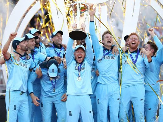 Drama in Lord's as England win World Cup 2019 in super over thriller