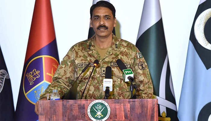 ICJ accepted Pakistan's version on Jadhav, rejected India's appeals: DG ISPR
