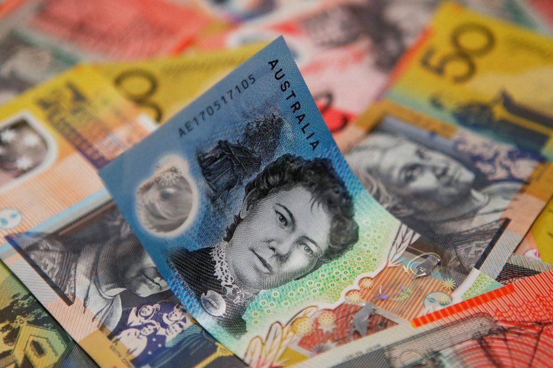 Australian dollar strengthens on encouraging Chinese data