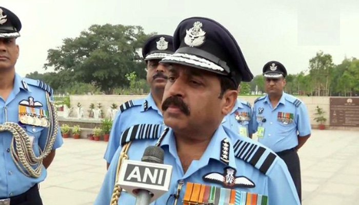 """India's Air Force chief has finally admitted that its Mi-17 chopper, which crashed near Srinagar on February 27 this year, came down after its own missile mistakenly hit it. """"Court of Inquiry completed and it was our mistake as our missile had hit our own chopper,"""" Indian Air Chief Marshal Rakesh Kumar Singh Bhadauria told the ANI news agency on Friday. Investigators had earlier found that the Indian air defence missile was fired shortly before the crash of the Mi17 V5 helicopter at Budgam near Srinagar. But the Indian Air Force had yet to accept its own fault. Indian missile fired before Mi17 V5 helicopter crash in Budgam: report """"We will take action against two officers. We accept this was our big mistake and we will ensure such mistakes are not repeated in future,"""" the Indian air chief said. At least seven people, including Indian six security forces personnel, reportedly died when the Indian helicopter Mi-17 V5 crashed in the Indian occupied Kashmir region. The incident had taken place during a period of heightened India-Pakistan tensions, the same day that the Pakistan Air Force (PAF) shot down an Indian aircraft arrested an Indian pilot, Wing Commander Abhinandan Varthaman, on the ground. Pakistan later handed over the arrested Indian air force pilot as a goodwill gesture."""