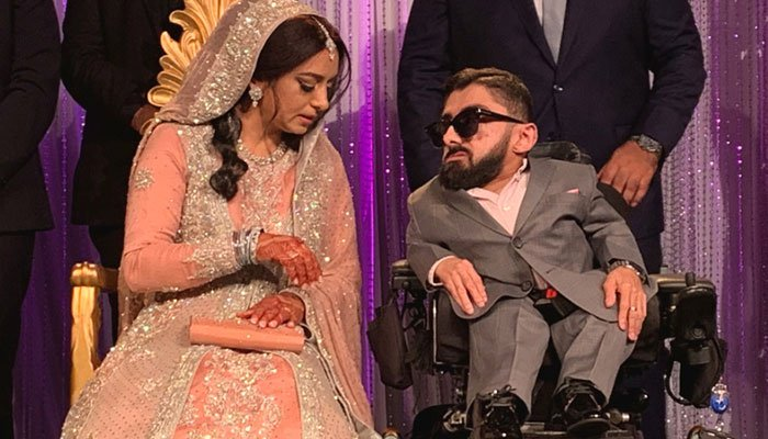 Pakistani groom Bobo's Oslo wedding goes viral on social media